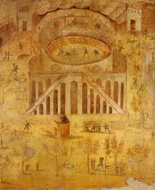Pompeian_mural_depicting_the_Amphitheatre_riots